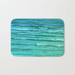 Sea of Indifference Bath Mat