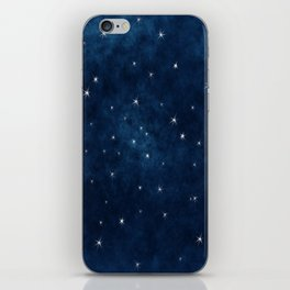 Whispers in the Galaxy iPhone Skin