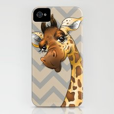 Chevron Giraffe! Slim Case iPhone (4, 4s)