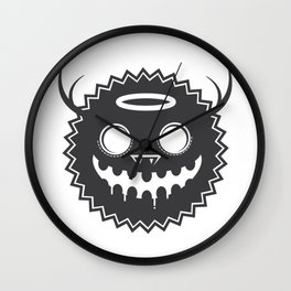 Monster 01 Wall Clock