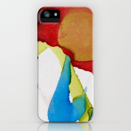 abstract imaginations iPhone Case