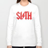 sith Long Sleeve T-shirts featuring SITH by Daniel Sotomayor