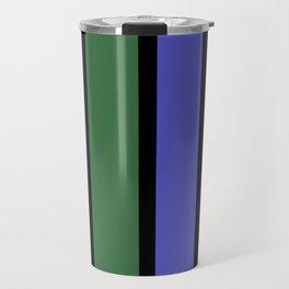 Stripes in colour 6 Travel Mug