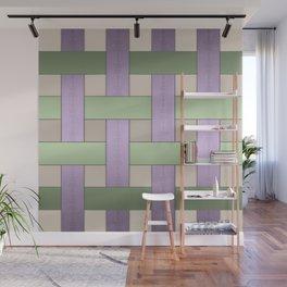 Basket weaving Wall Mural