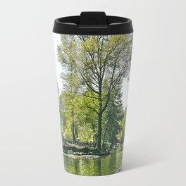 Lake at Central Park - NYC Travel Mug