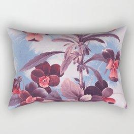 Vintage Flowers II Rectangular Pillow