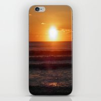 ireland iPhone & iPod Skins featuring Ireland by American Artist Bobby B