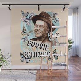 Mark Boogie Believer Wall Mural