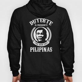 Duterte El Presidente The Iron Fist Hoody