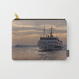 sunset in Istanbul Carry-All Pouch