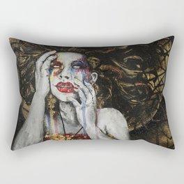 Ophelia's Madness Rectangular Pillow