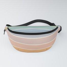 Gradient Arch - Rainbow III Fanny Pack