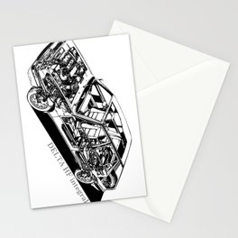 Lancia Delta Integrale Stationery Cards