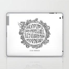 Nikolai Lantsov 2 Laptop & iPad Skin