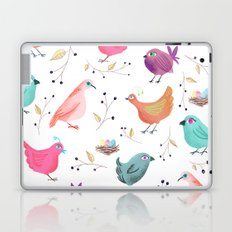Bird Nests Laptop & iPad Skin