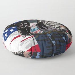 Family of Veterans Floor Pillow