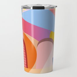 Summer Side Travel Mug