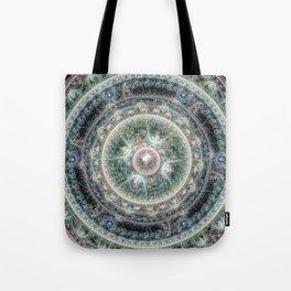 Julian Mandala Tote Bag