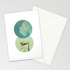 Survive | Collage Stationery Cards
