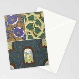 Art Deco vintage pattern Stationery Cards