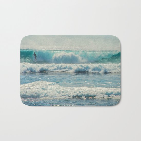 SURF-ACING Bath Mat