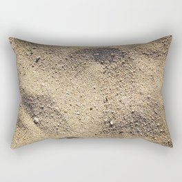 Texture #5 Sand Rectangular Pillow