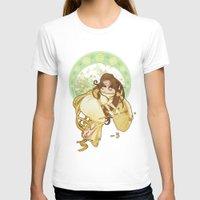 art nouveau T-shirts featuring Art nouveau by superkip