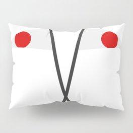 japan flag Pillow Sham