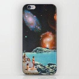 I Hope To Be Around iPhone Skin