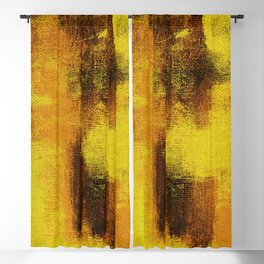 Argiope (Landscape) Blackout Curtain