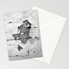 vintage - silver times Stationery Cards