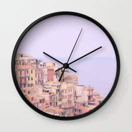 Lazy Summer Days Wall Clock