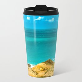 Dunes and Ocean Jericoacoara Brazil Travel Mug