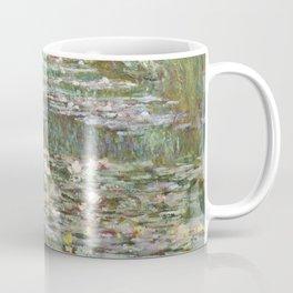 Water Lily Pond (Japanese Bridge) Coffee Mug