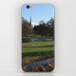 On Lake Gadebridge iPhone Skin