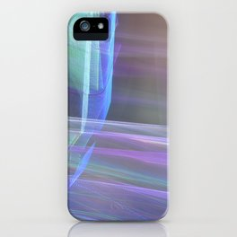 At The Deepest Level Of Abstraction iPhone Case