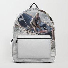Get a leg up Backpack