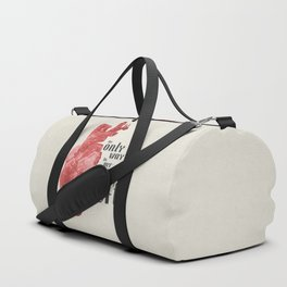 The Only Way to my Heart Duffle Bag