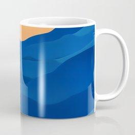 landscape waves Coffee Mug