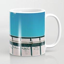 chimney smoke Coffee Mug