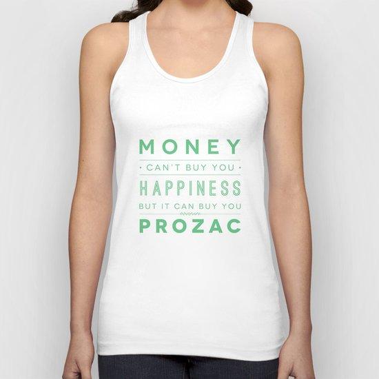 Prozac Nation Unisex Tank Top