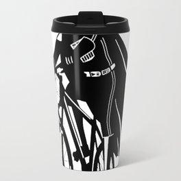 Darth Vader bicycle Travel Mug
