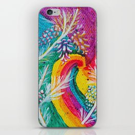 Leaves on the World Tree: Catalan Pine iPhone Skin