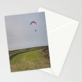 Paraglider Stationery Cards