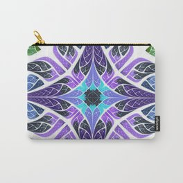 Hearts Intertwined Carry-All Pouch