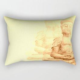 Gautama Buddha Rectangular Pillow