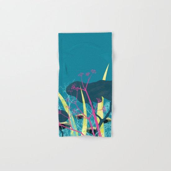 la foresta di circe Hand & Bath Towel