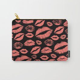 Lip 25 Living Coral Carry-All Pouch