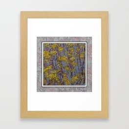 MAGIC DILL WEED Framed Art Print