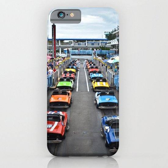 Tomorrowland Speedway iPhone & iPod Case